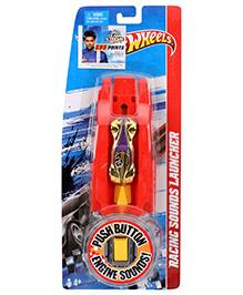 Hotwheels Racing Sound Launcher