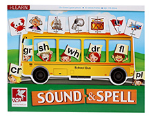 Toy Kraft Spell And Sound