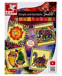Toy Kraft Simple And Symbolic Sand Art - Madhubani