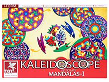 Toy Kraft Kaleidoscope Of Jigsaw Mandalas - 1 Puzzle