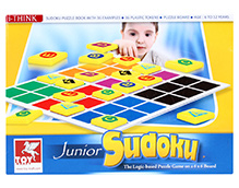 Toy Kraft Puzzle - Junior Sudoku