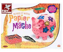 Toy Kraft - Make It Papier Mache