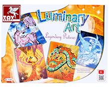 Toy Kraft Luminary Art - Lengendary Pictures