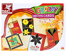 Toy Kraft - Groovy Greeting Cards