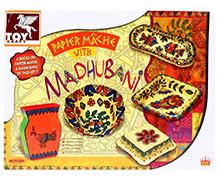 Toy Kraft Papier Mache - Madhubani