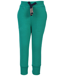 Little Kangaroos Drawstring Legging - Green