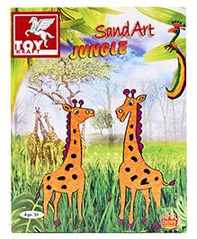 Toy Kraft Sand Art - Jungle