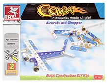 Toy Kraft Combat - Aircraft And Chopper