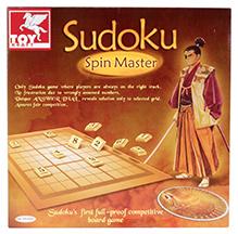 Toy Kraft Sudoku Challenge