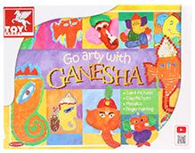 Toy Kraft Go Arty With Ganesha