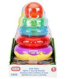 Little Tikes Light N Sound Stacker