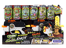 Xshot Zombie Dual Double Pack