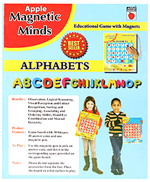 Apple Books Magnetic Minds Alphabets - English