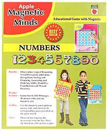 Apple Books Magnetic Minds Numbers - English
