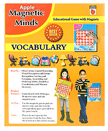 Apple Books Magnetic Minds Vocabulary - English