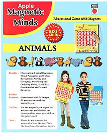 Apple Books Magnetic Minds Animals - English