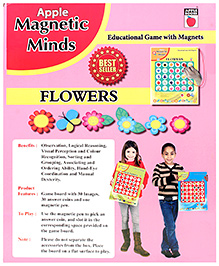 Apple Books Magnetic Minds Flowers - English