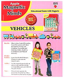 Apple Books Magnetic Minds Vehicles - English