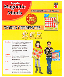 Apple Books Magnetic Minds World Currencies - English