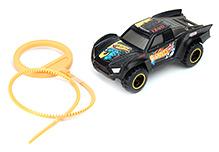 Hotwheels Off Road Ripcord Racer - Black