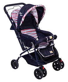 Mee Mee Stylish Pram MM20 - Blue
