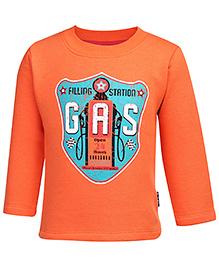 Little Kangaroos Full Sleeves Sweatshirt - GAS Print