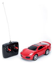 Majorette Remote Control Car FR 22 - Red