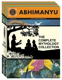Amar Chitra Katha - The Complete Mythology Collection