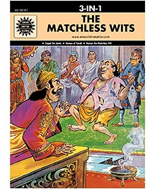 Amar Chitra Katha - The Matchless Wits