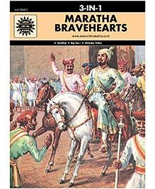 Amar Chitra Katha - Maratha Bravehearts