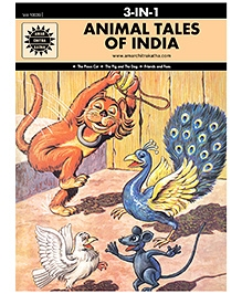Amar Chitra Katha - Animal Tales of India