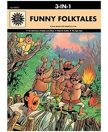 Amar Chitra Katha - Funny Folktales