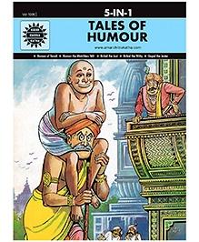 Amar Chitra Katha - Tales Of Humour