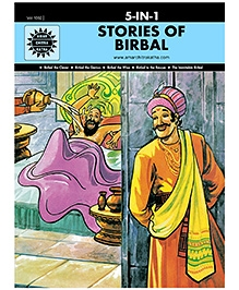 Amar Chitra Katha - Stories of Birbal