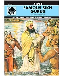 Amar Chitra Katha - Famous Sikh Gurus