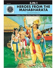Amar Chitra Katha Heroes From The Mahabharata