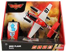 Majorette Mini Plane Dusty