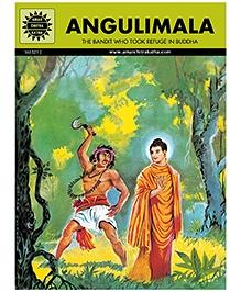 Amar Chitra Katha - Angulimala