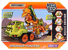 Matchbox Mega Rig Build - Dinosaur Hunters