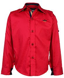 Blazo Full Sleeve Shirt - Red