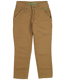 Palm Tree Trouser - Solid