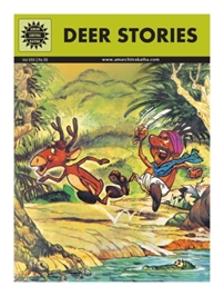 Amar Chitra Katha - Deer Stories