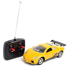 Majorette Remote Control Car LMB 22 - Yellow