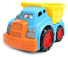 Dickie Happy City Construction Truck - Blue