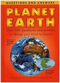 Parragon Book Planet Earth - English