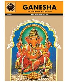Amar Chitra Katha Ganesha And The Moon