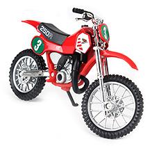 Welly Die Cast Motorcycle Honda CR250R