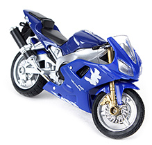 Welly Die Cast Motorcycle 1999 Yamaha YZF-R1