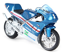 Welly Die Cast Motorcycle 1994 Yamaha TZ250M