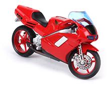 Welly Honda NR - Red